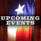 Upcoming Events at the Tavern on Main Street